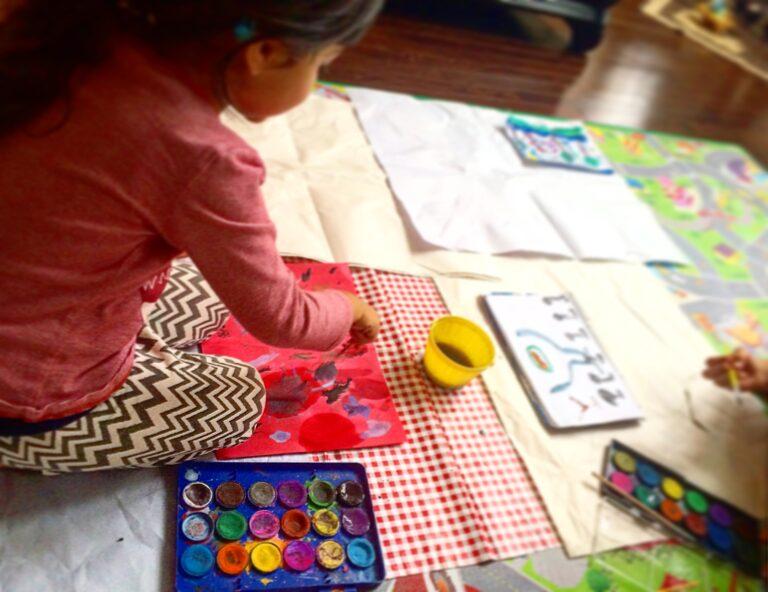 طرح یاری کلاسهای تابستانی برای کودکان کم برخوردار ایرانی و افغان
