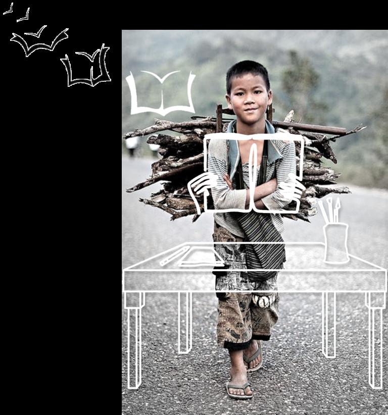 labor children transparent