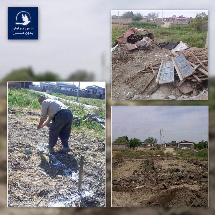 کمپین بازسازی منازل مسکونی سیلزدگان استان گلستان (سال ۱۳۹8)